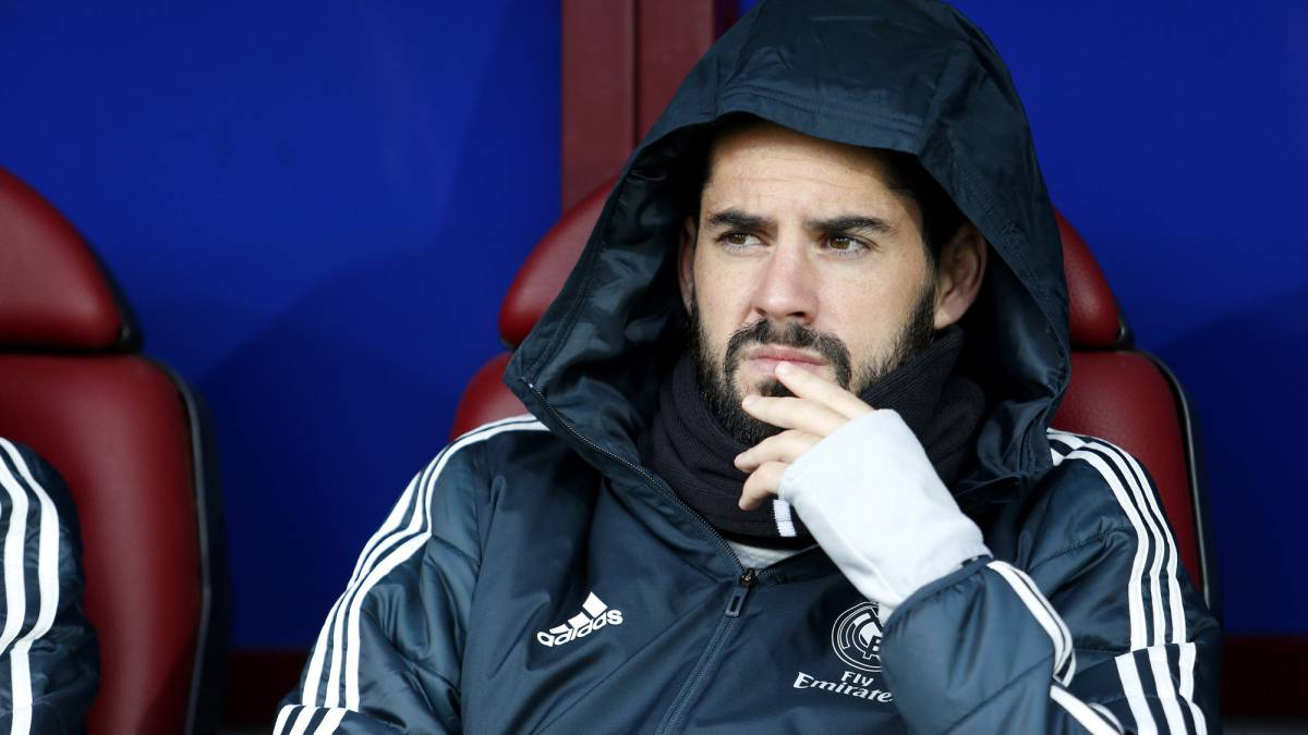 Isco: Juventus, Man City keeping eye on Real Madrid situation