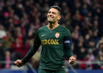 Radamel Falcao open to Atlético Madrid return