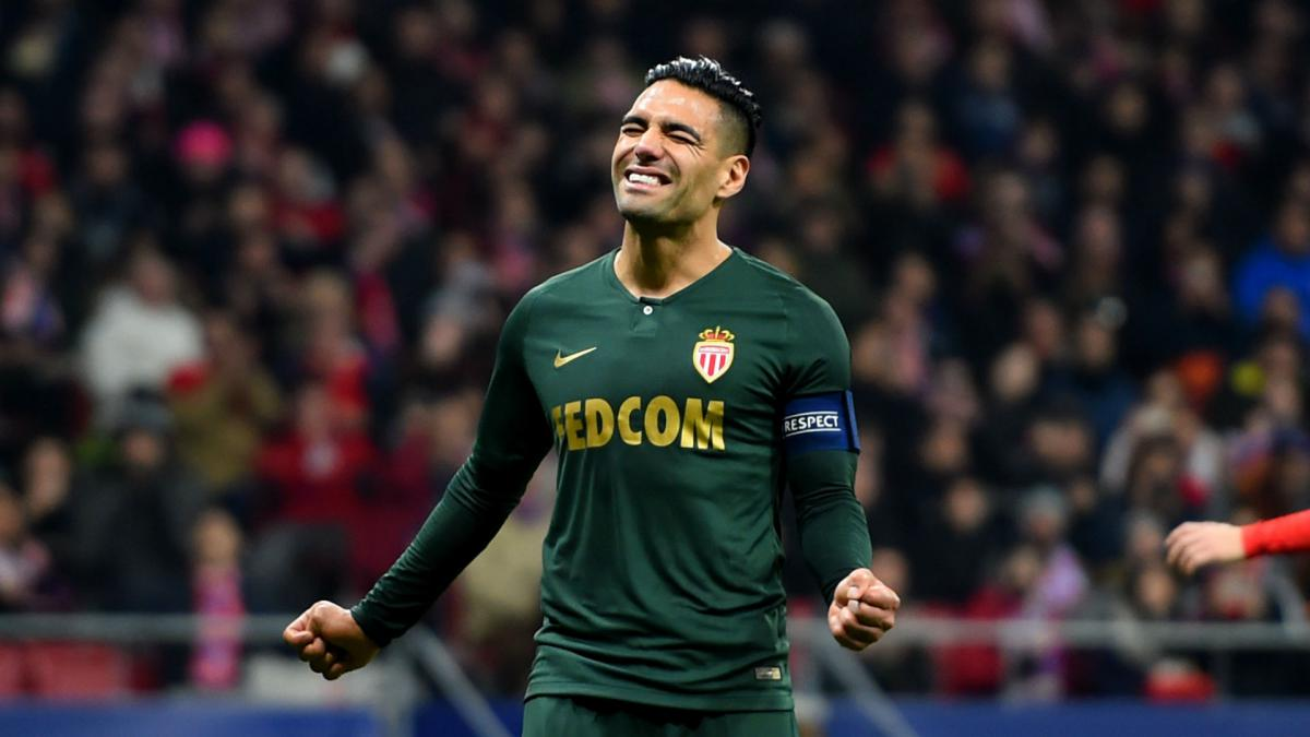 Falcao open to Atletico Madrid return
