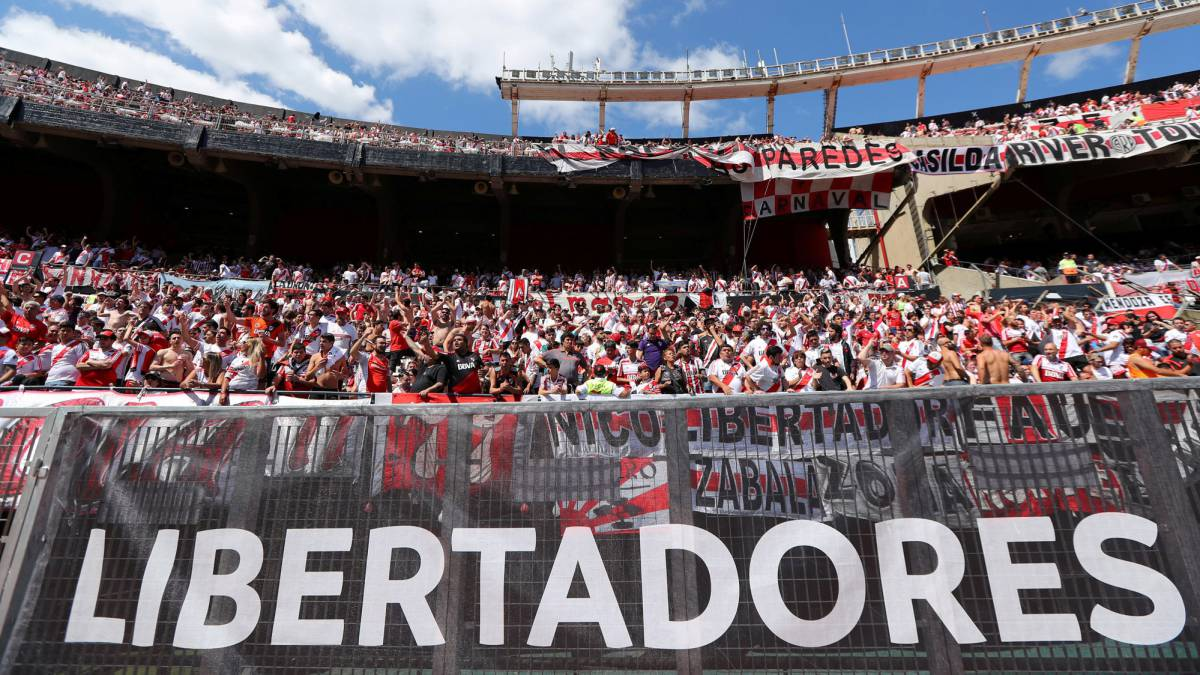 River Plate also appealing Libertadores final Madrid switch