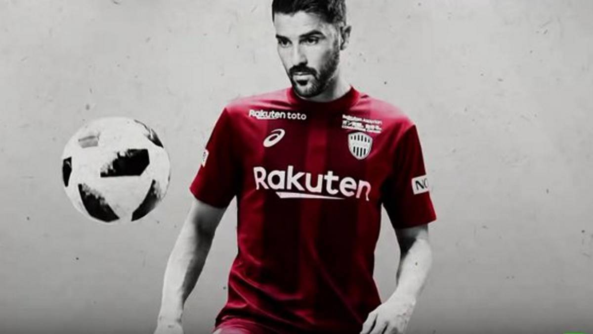 Vissel Kobe: David Villa joins Andrés Iniesta at Japanese club