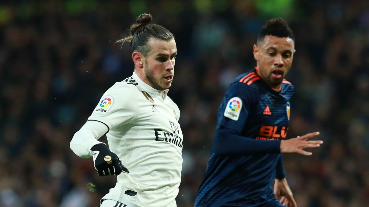 Bale enduring worst LaLiga drought of Real Madrid career