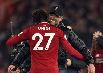 Origi sends Anfield into glee-filled frenzy with late winner