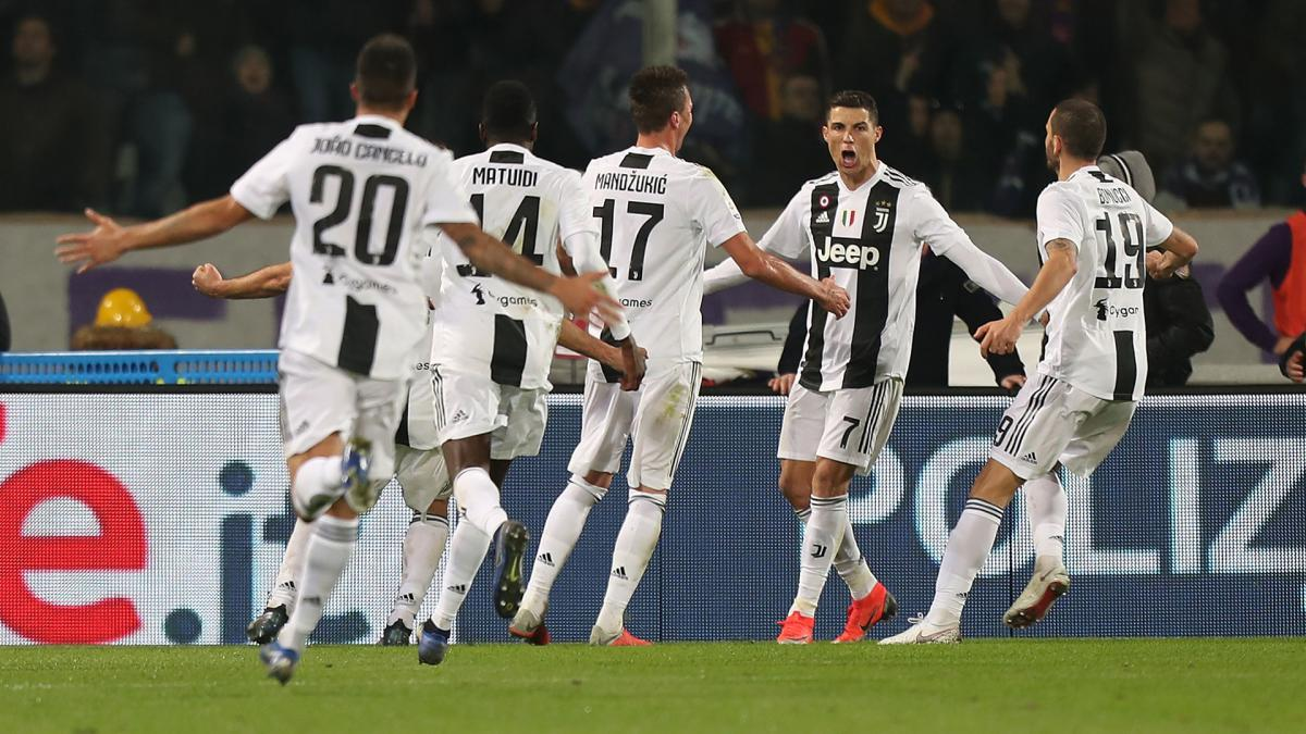 Allegri: Ronaldo must score Juve penalties to be forgiven