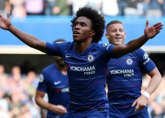 Sarri right to criticise Kanté and Chelsea players – Willian