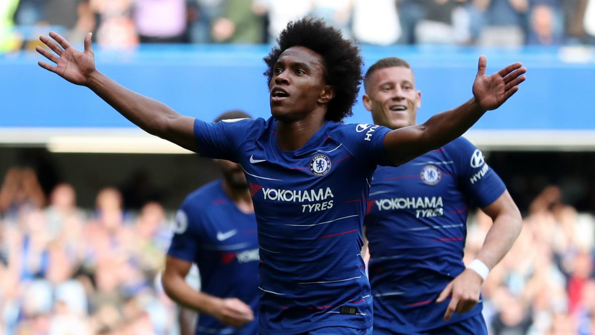 Sarri right to criticise Kante and Chelsea players – Willian