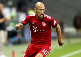 Robben to leave Bayern Munich at the end of the season