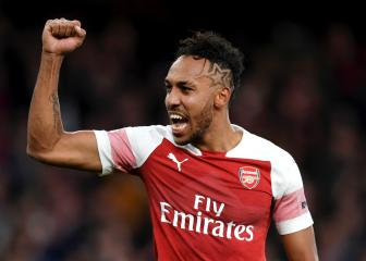Aubameyang reminds Ramsey of Arsenal icon Henry