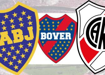 'Bover' for irate Argentine fans as Boca-River farce rolls on