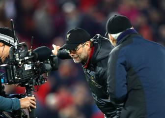 Klopp sorry for losing it after Merseyside derby winner