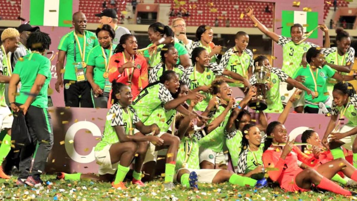 Nigeria win 2018 Women's Africa Cup of Nations