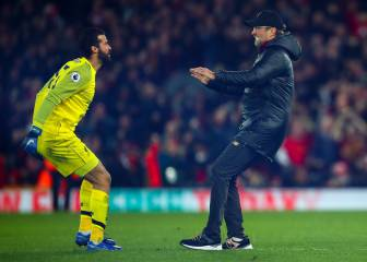 Klopp's derby charge earns FA charge