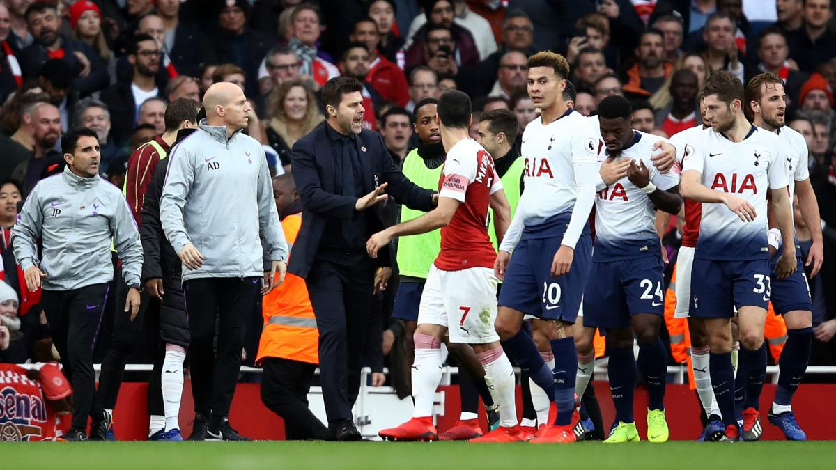 BREAKING NEWS: Arsenal, Spurs charged by FA after derby fracas