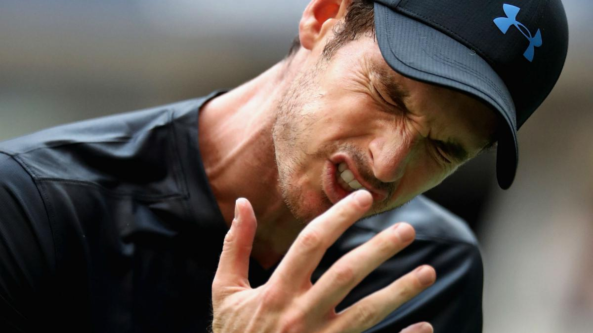 Andy Murray in furious rant after sexism row at Ballon d'Or