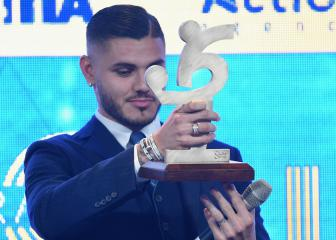 Icardi, Allegri lead the way at 2018 Serie A awards