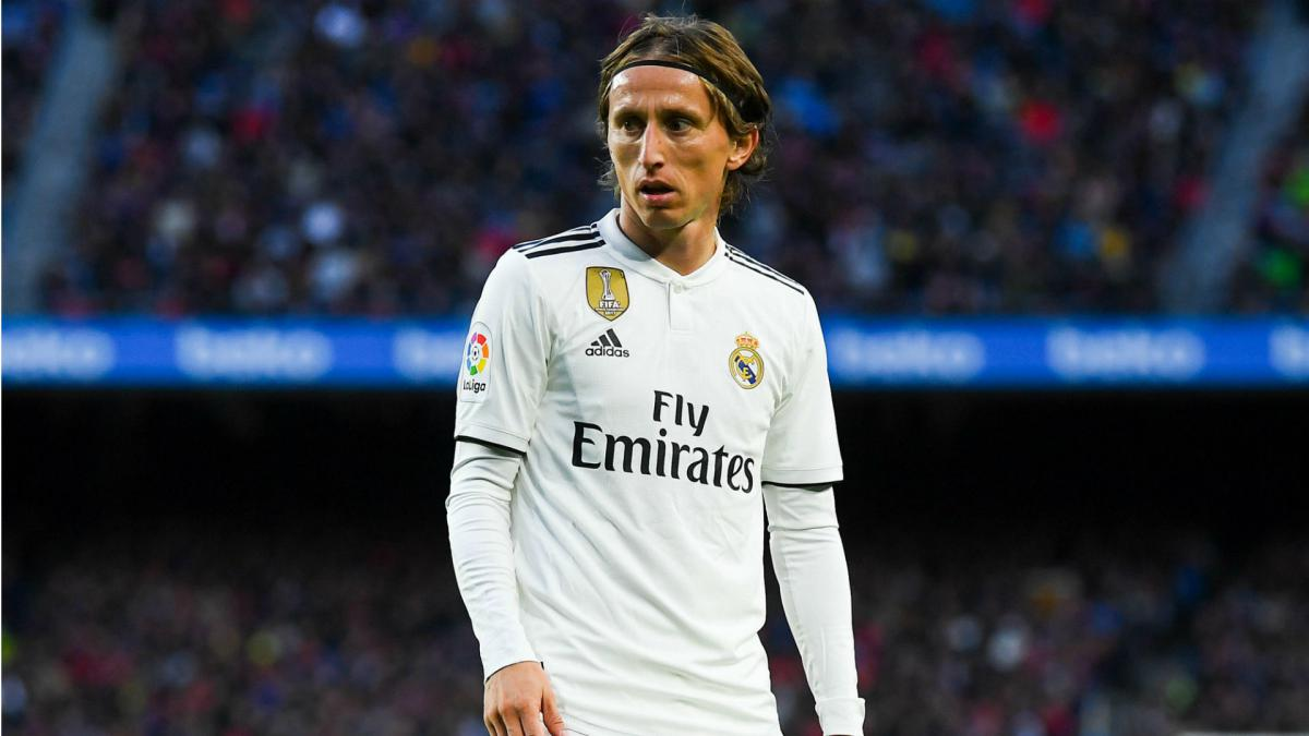Modric reveals Zidane comments that spurred him on to Ballon d'Or glory