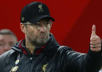 Klopp to accept FA charge for Everton celebrations