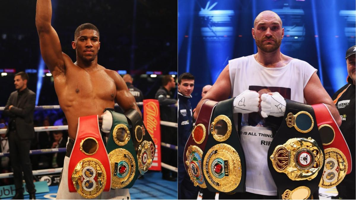 Let's make Joshua-Fury fight happen, Warren tells Hearn