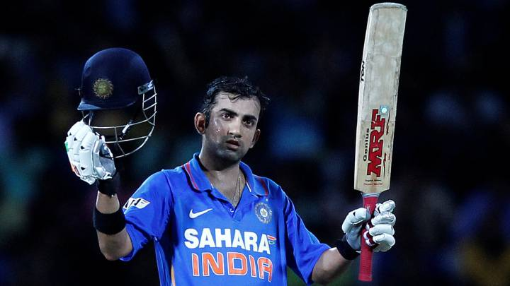 India batsman Gautam Gambhir calls time on playing career
