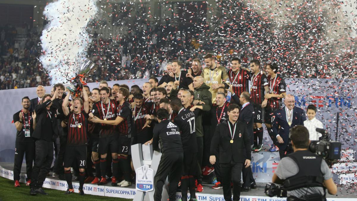 Supercoppa Italiana confirmed for Jeddah in January