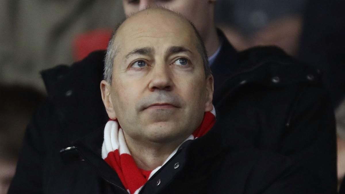 AC Milan appoint Gazidis as CEO following Arsenal exit