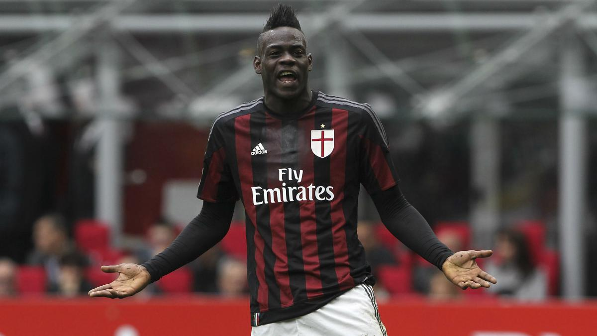 Balotelli blasts Milan fans for lacking respect and gratitude