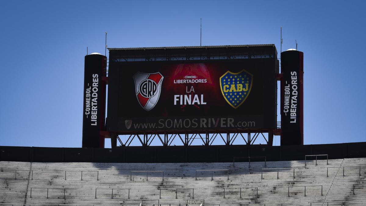 CONMEBOL rejects Boca appeal against River sanctions