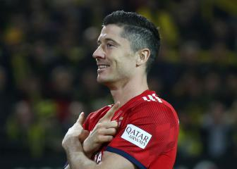 Lewandowski: Bayern embracing 'hunter' role
