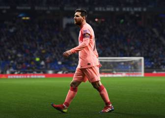 Espanyol have no answer to Messi masterclass