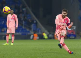 Fired-up Messi puts Espanyol to the sword