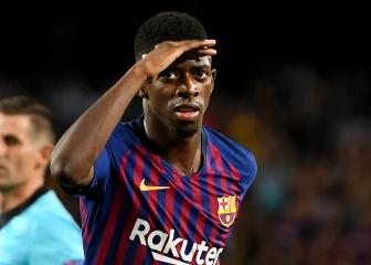 It happened to me! - Valverde laughs off Dembele timekeeping