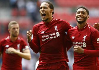 Van Dijk says Reds can challenge on two fronts ahead of Napoli decider