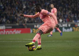 Barça hit Dembélé with huge fine in excess of 100,000 euros