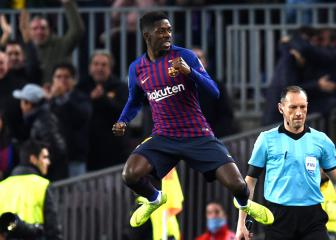 Dembélé stunner against Spurs pleases Barça boss Valverde