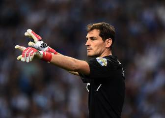 Casillas open to Spain recall: