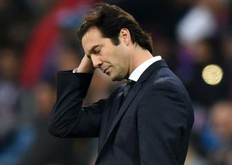 Solari takes responsibility for heaviest home defeat in Europe