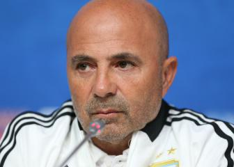 Santos turn to ex-Argentina boss Sampaoli