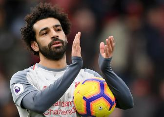 Mo Salah headlines CAF Player of the Year shortlist