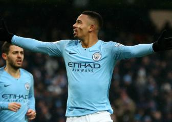 City's strength in depth makes it hard for me – Jesus