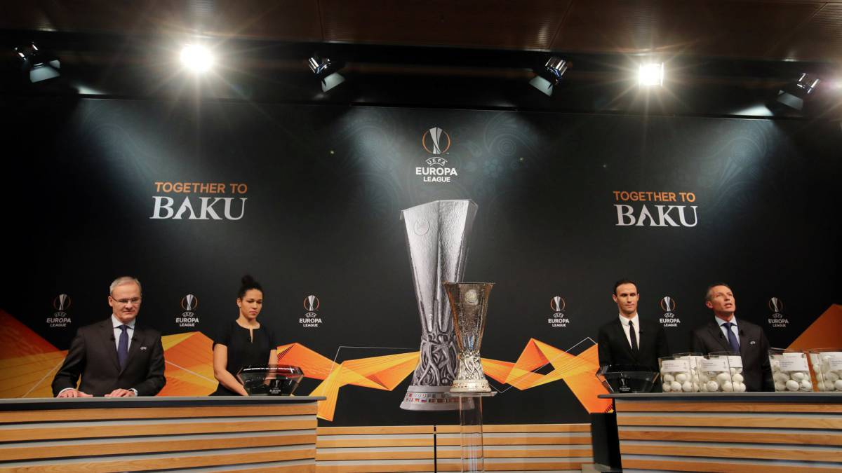 Champions League Draw Update: Champions League And Europa League Draw Live: Round Of 16