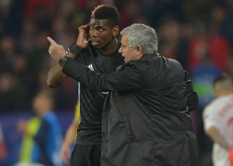 Pogba, Ronaldo and José Mourinho's biggest bust-ups