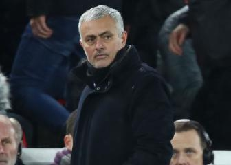 I have nothing to say: Mourinho muted on Man Utd sacking