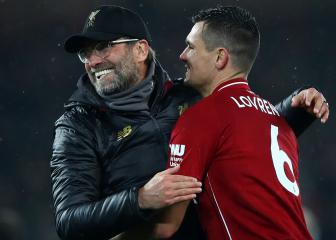 Lovren wants Liverpool to go unbeaten in Premier League