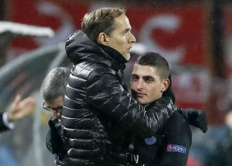 A second Verratti, a second Marquinhos - Tuchel reveals 'simple' Christmas list