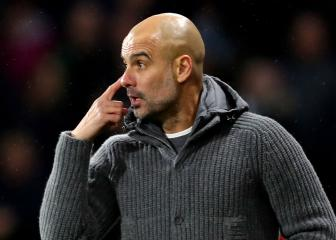 Guardiola dismisses Klopp's 'no weaknesses' claim