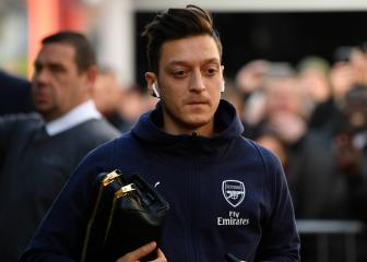 Emery: Arsenal need Mesut Ozil