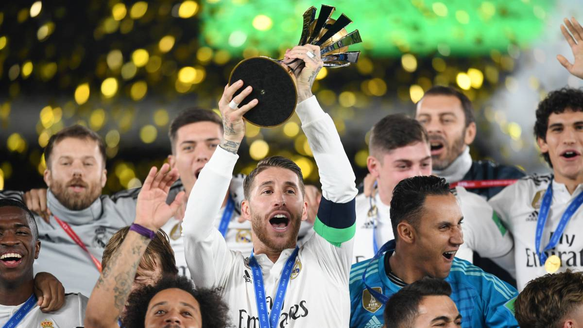 Real Madrid win the Club World Cup with victory over Al Ain