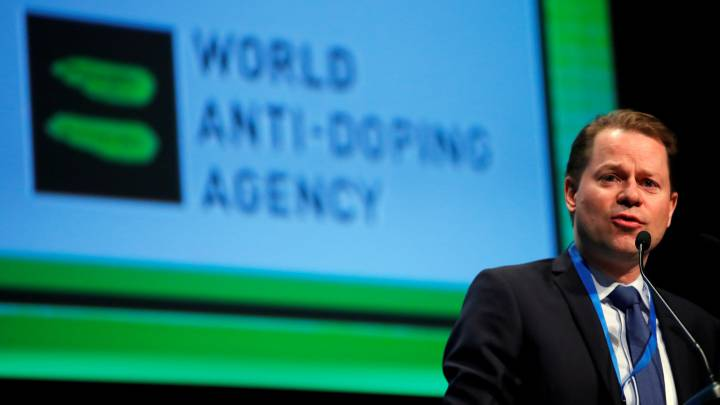Russia's anti-doping agency on the verge of a new suspension