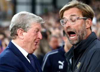 Liverpool will stumble in title race, says Hodgson