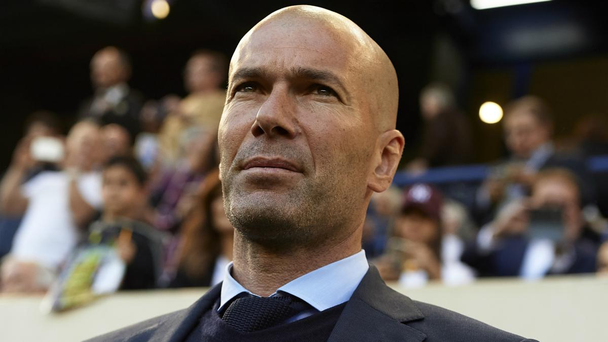 Zidane's the best choice for Manchester United – Saha
